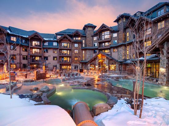 Grand Lodge on Peak 7: Outdoor Aquatics