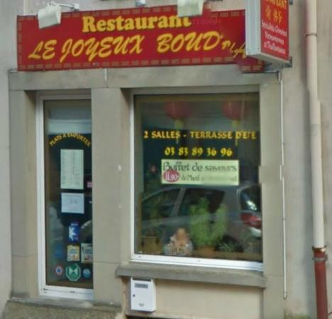 Le Joyeux Boudha Lun 233 Ville Restaurant Avis Num 233 Ro De