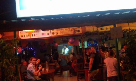 Debbie's Place Irish Pub: St Patrick's Day