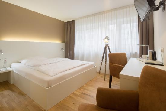 mk hotel frankfurt: Doppelzimmer