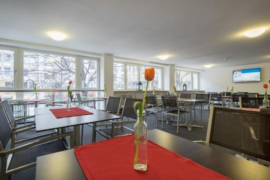 mk hotel frankfurt: Frühstück
