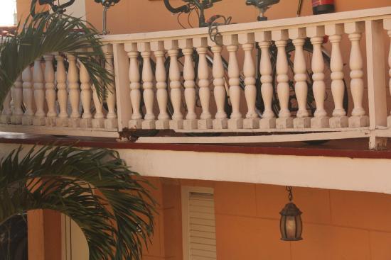 Hotel Horizontes Pullman: Balustrading