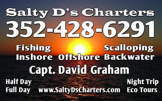 Salty D's Charters