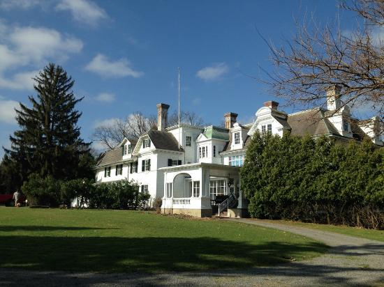 Geneseo, État de New York : The Wadsworth Homestead