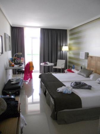 H10 Lanzarote Princess : our room