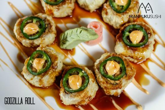 Manpuku Sushi
