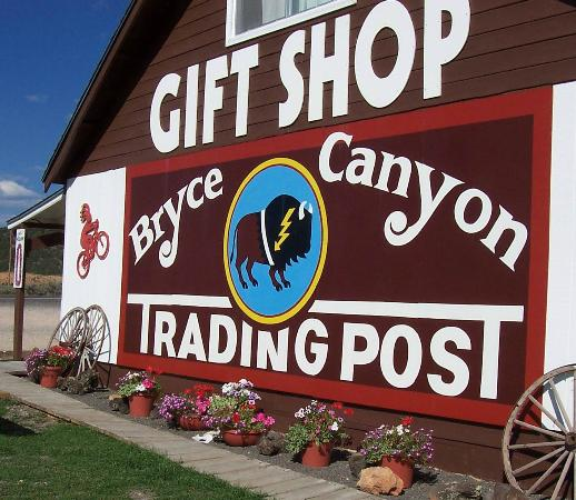 ‪Bryce Canyon Trading Post‬