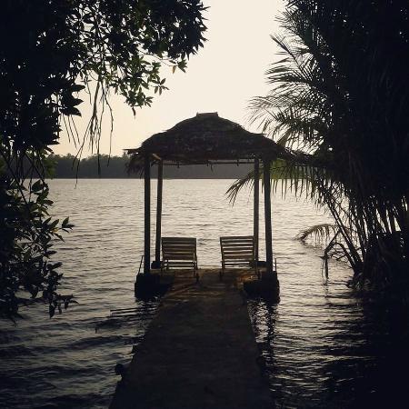 แมนโกรฟ วิลลา: Romantic place