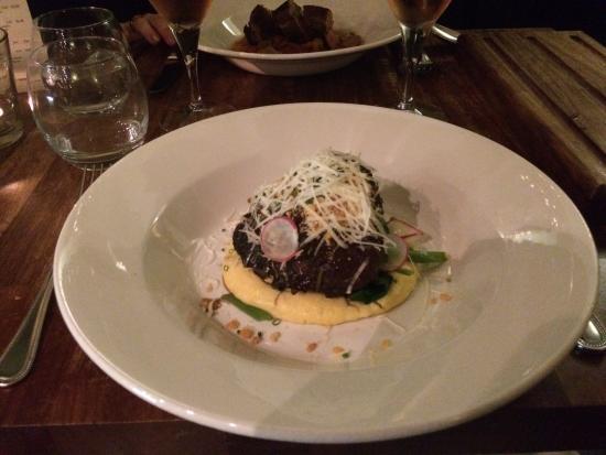 Ditto Restaurant: Ox cheek
