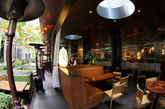 Photo of American Restaurant Chaya Downtown at 525 S. Flower Street, Los Angeles, CA 90071, United States