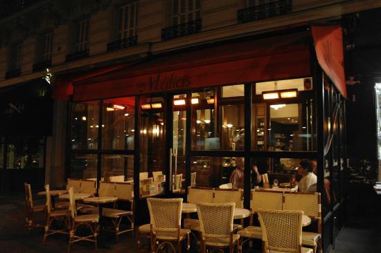 The Restaurant Picture Of Le Petit Medicis Paris Tripadvisor
