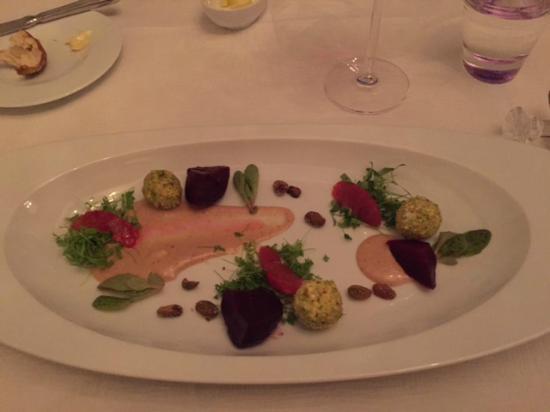 End Posts: Salad course