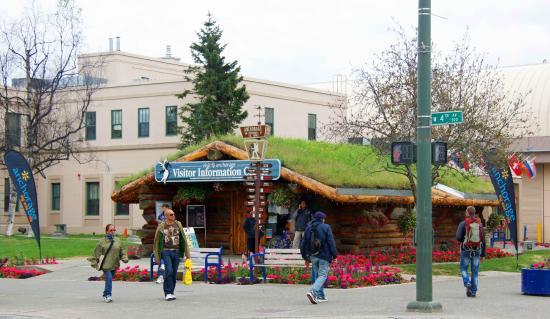 Ramada Anchorage: Touristinformation von Achorage