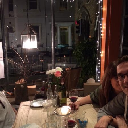 Panizzi: Window table