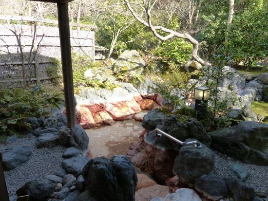 Hanzuiryo: Hotel ground