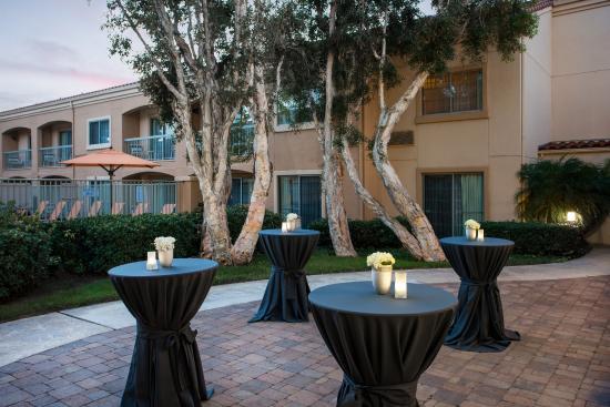 Courtyard by Marriott Camarillo : Outdoor Patio