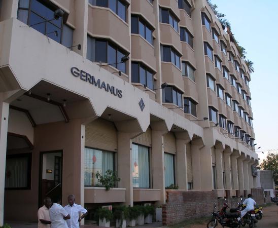 Best hotel in Madurai - Review of Hotel Germanus, Madurai ...