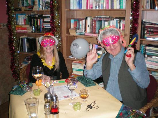 Restaurante MonteMare: New Years Eve.