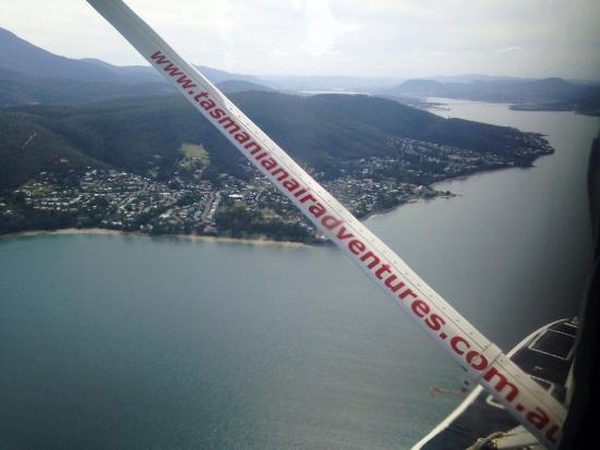 Tasmanian Air Adventures Day Tours: The easiest way around Tasmania