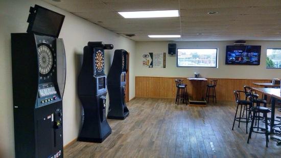 Springville Sports Grill: Darts