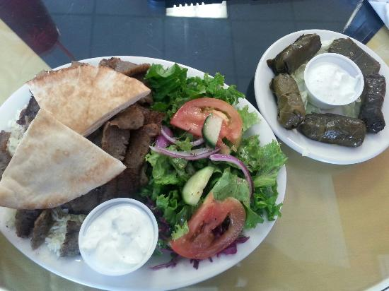 Photo of Mediterranean Restaurant Zorbas Mediterrean Grill at 2110 Nw Military Hwy, San Antonio, TX 78213, United States
