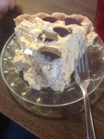 Two Sisters: peanut butter pie