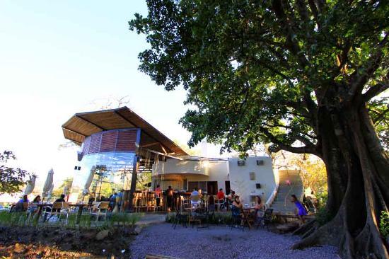 Tacobar Santa Ana: Outside view