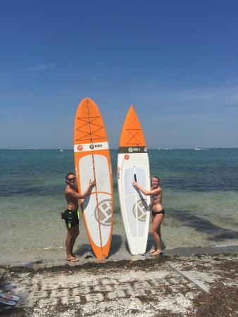 Tampa Bay SUP Stand Up Paddleboarding & Kayaking : Paddle Boarding