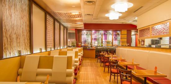 นิวพอร์ตนิวส์, เวอร์จิเนีย: Our newly remodeled dine in area