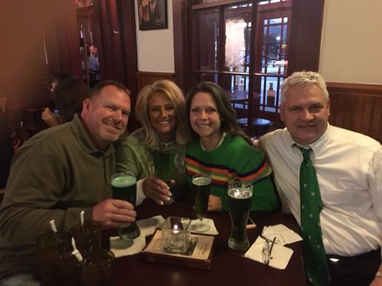 Willard Restaurant: St. Patrick's Day with Friends