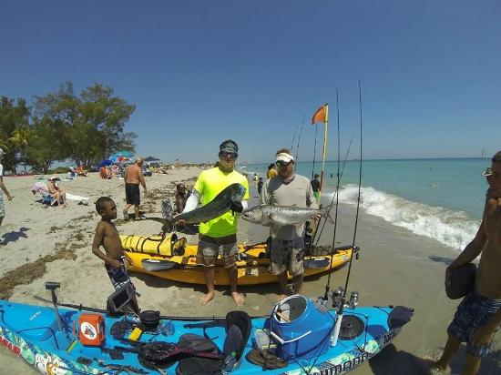 Mahi and bluefish foto di deep blue kayak fishing for Deep blue kayak fishing