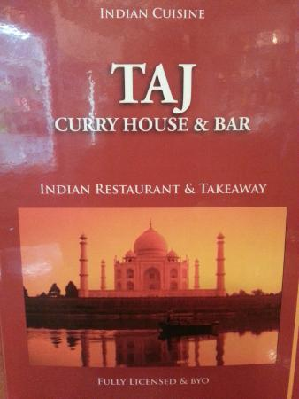 Taj Curry House & Bar
