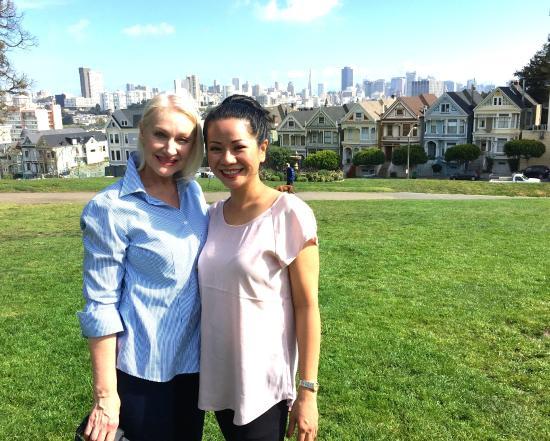 San Francisco Movie Tours : SF Movie Tours - Full House Scene