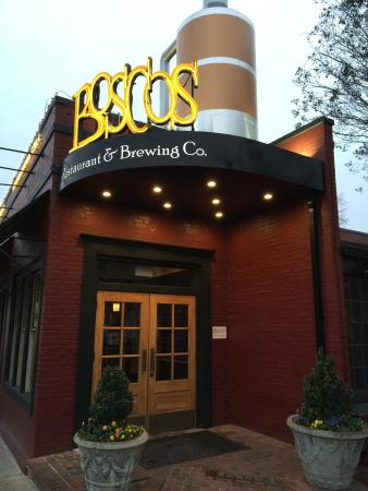 Boscos Restaurant and Brewing Co.