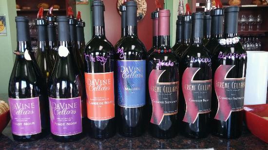 MJA Vineyards: Red Flight