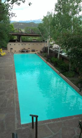 Solar Lap Pools Mesmerizing Lap Pool  85 Degrees 4Feet Deep  Picture Of Chipeta Solar