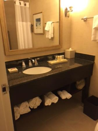 Bathroom Picture Of The Mills House Wyndham Grand Hotel Charleston Tripadvisor
