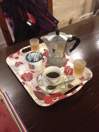 Bodegon Matias: Il caffè come a casa
