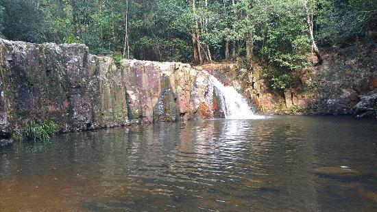 Hannam Vale, Australia: Waitui Falls (part of)