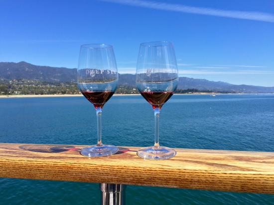 Deep Sea Wine Tasting Room