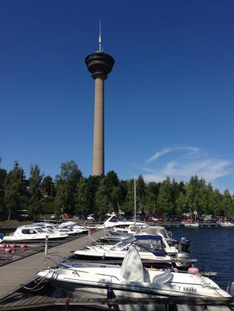 Sarkanniemi Theme Park: タワー
