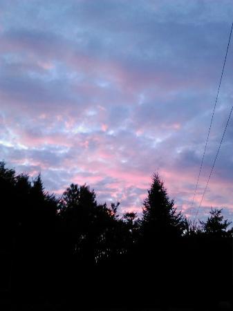 Silverton Sporting Ranch: Beautiful sunset