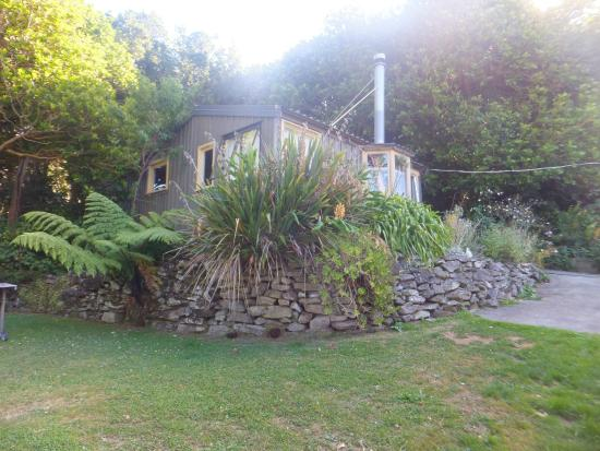 Resolution Bay, Neuseeland: The cottage