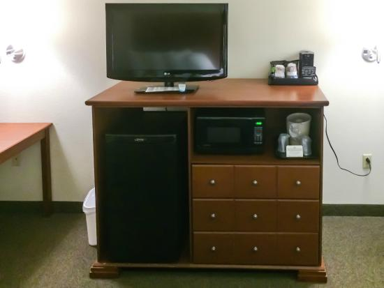 Best Western Fostoria Inn & Suites: Room Ammenities
