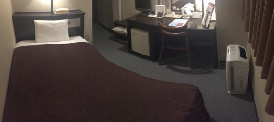 Utsunomiya Higashi Hotel: シングルルーム