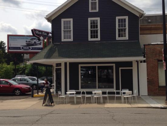 Photo of American Restaurant Blank Slate Creamery at 300 W Liberty St, Ann Arbor, MI 48103, United States