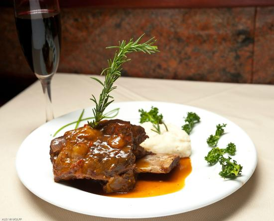 North Bellmore, NY: Rosemary Braised Short Ribs