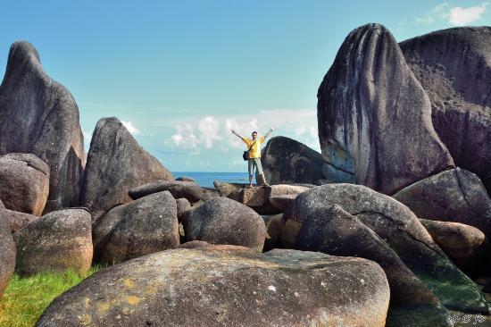 Sambas, Indonesia: Pantai Batu Nenek