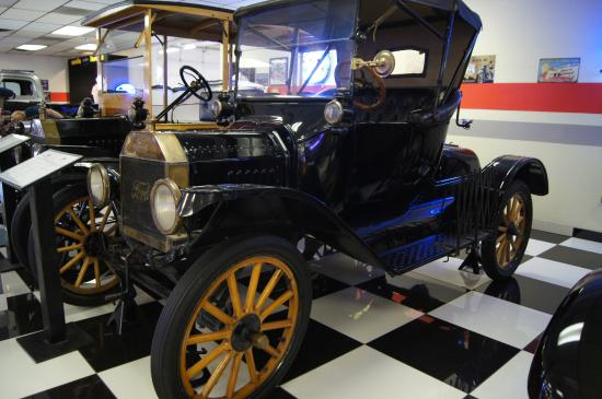 1915 Ford 2 Door Convertible Picture Of Martin Auto Museum