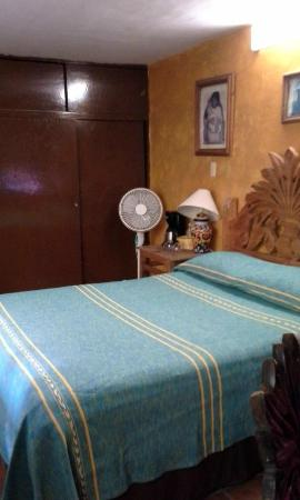 Casa Mexicana: Habitación que describo